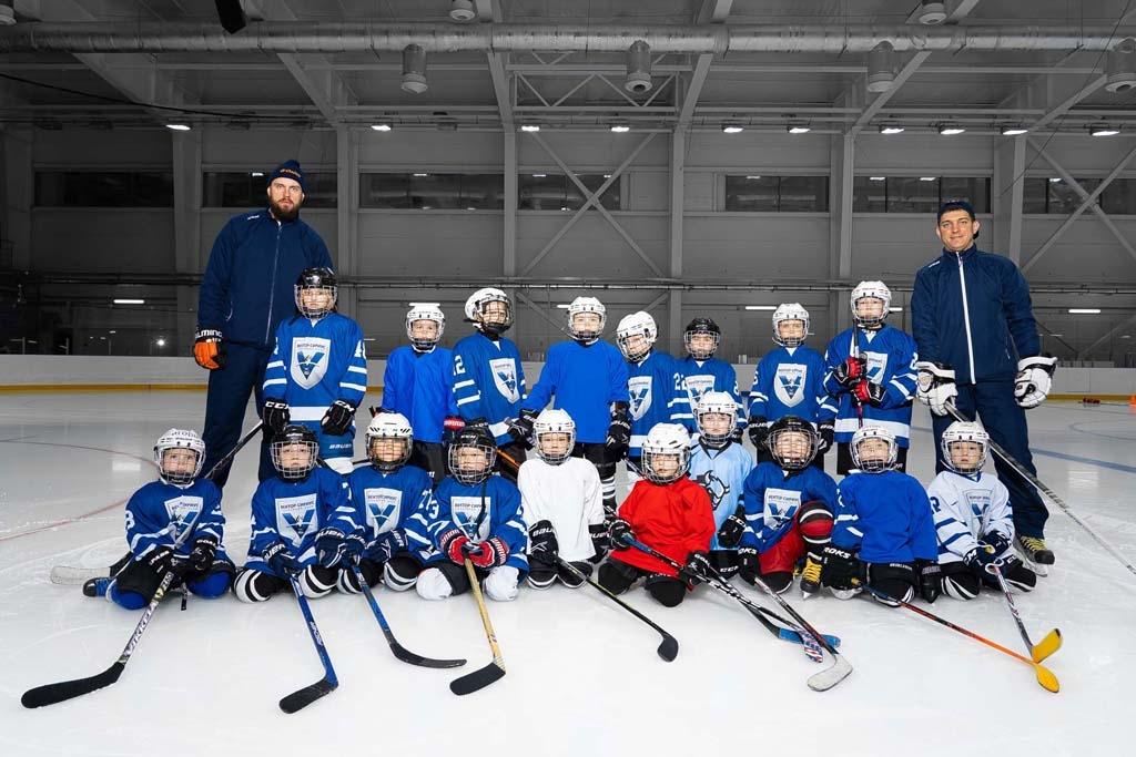Хоккейный Клуб Сочи «Вектор Сириус»